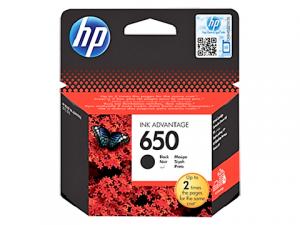 HP 650 CZ101AE SİYAH KARTUŞ