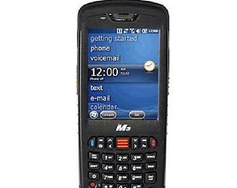 M3 MOBILE COMPIA M3 BLACK EL TERMİNALİ WiFi BT 1D (WIN CE 6.0)
